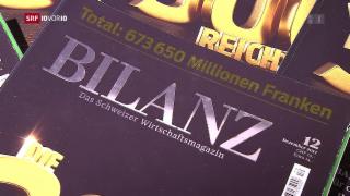 Video «Die 300 reichsten Schweizer wurden noch reicher» abspielen