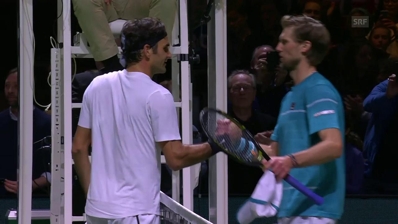Zusammenfassung Federer-Seppi