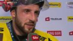 Video «Eishockey: NLA, Stimmen zu Kloten - Bern» abspielen