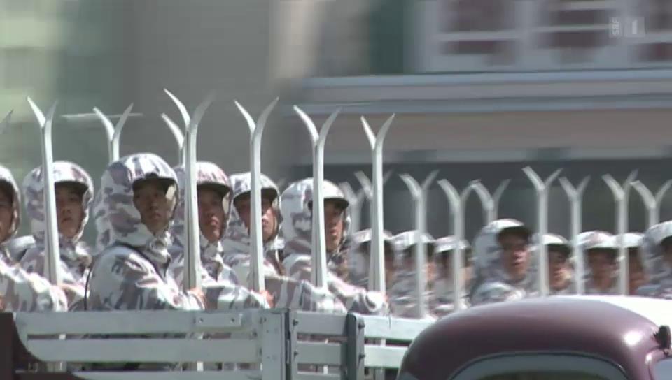 Skiplausch mit Kim Jong Un