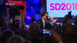 Video «Schweden als Trendbarometer für Europa?» abspielen
