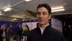 Video «Reiten: Weltcupfinal, 2. Prüfung, Interview mit Steve Guerdat» abspielen
