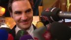 Video «Roger Federer, der Star unter den Stars» abspielen