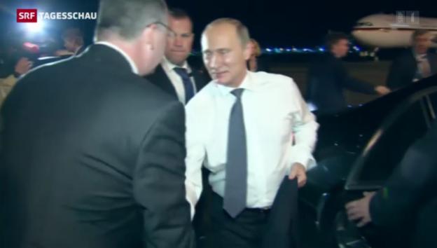Video «G20 im Banne der Weltpolitik» abspielen