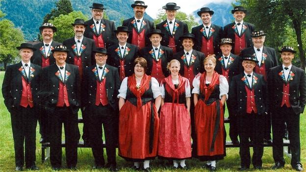 Wettvortrag: Jodlerklub Ahori Brig-Glis