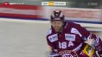 Video «Genf gewinnt Viertelfinalserie gegen Freiburg» abspielen