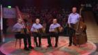 Video «Grischuna-Örgeler: Im Café Hitz z'Küblis» abspielen