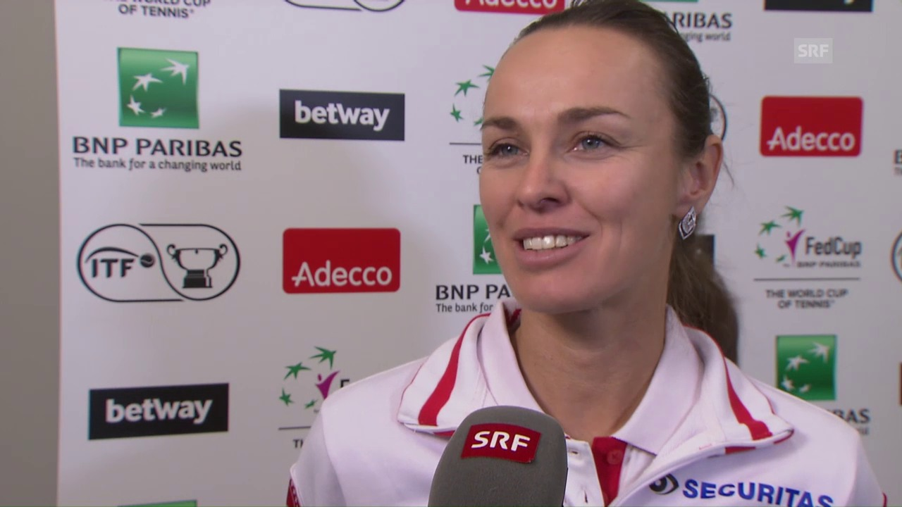 Hingis: «Wir sind alle in Top-Form»