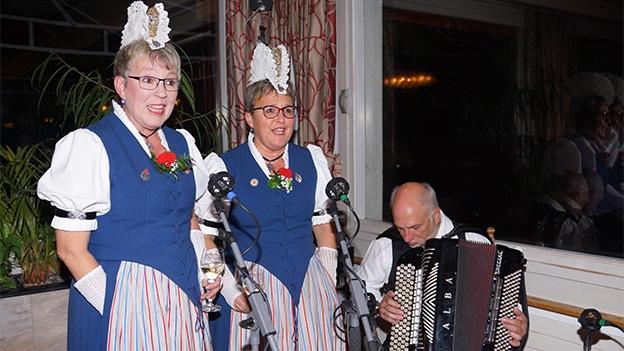 Jodelduett Kiser-Hodel: «Wenn's z'fyre git»