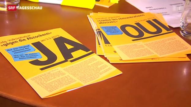 Video «Tagesschau vom 03.03.2013, 19:30» abspielen