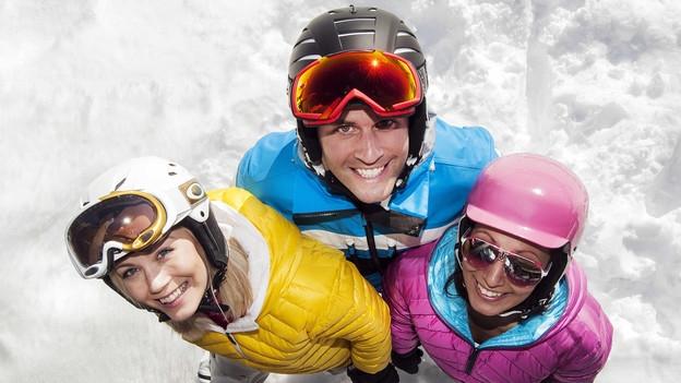 Skihelme – MIPS schützt die Köpfe besser