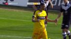 Video «YB holt bei Lugano 3 Punkte» abspielen