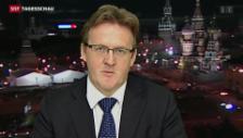 Video «Moskau zeigt unbeeindruckt von den Sanktionsplänen» abspielen