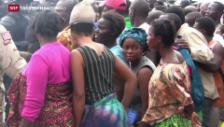 Video «Ebola wütet weiter in Liberia» abspielen