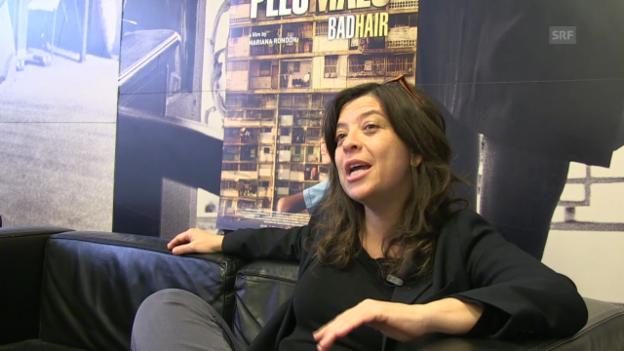 Video «Interview mit der Regisseurin Mariana Rondón» abspielen