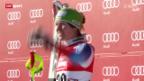Video «Ski: Super-G der Frauen in St. Anton» abspielen