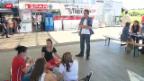 Video «Streik geht weiter» abspielen