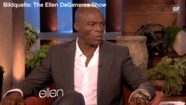 Video «Seal über die Trennung (Originalton in Englisch)» abspielen