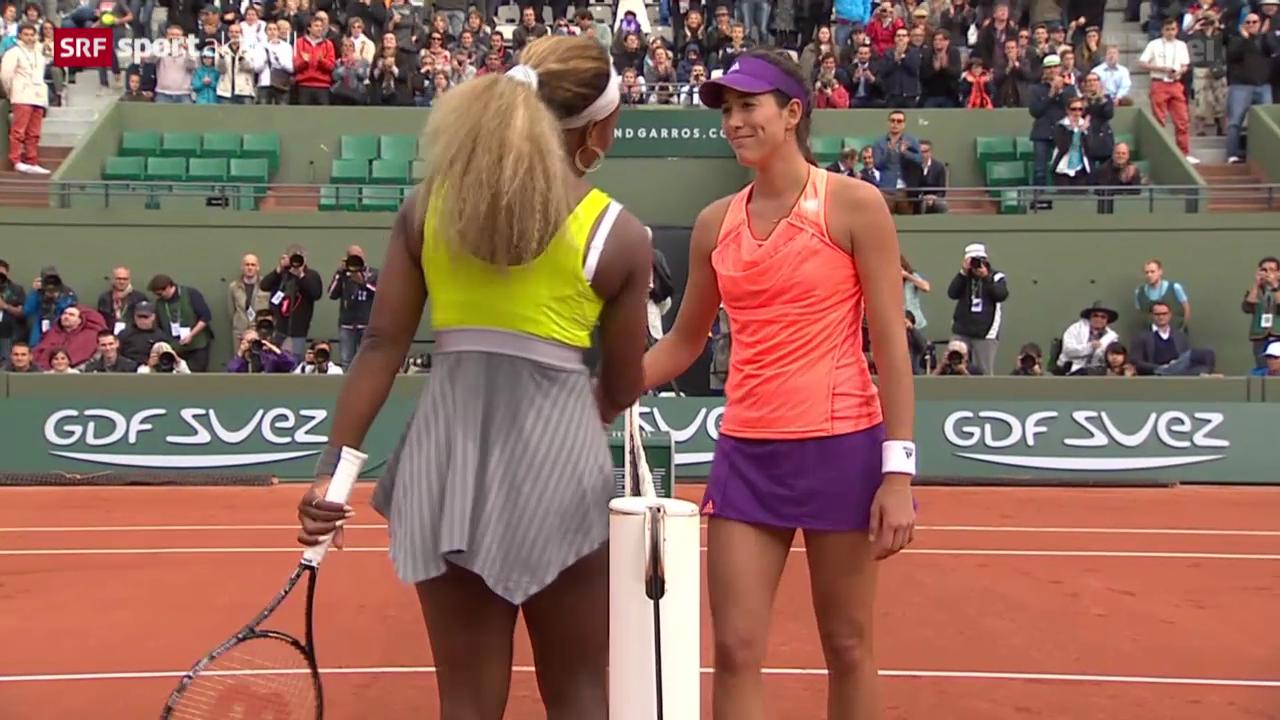 Tennis: French Open, Überraschungen in der 2. Runde
