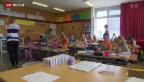 Video «Sparen bei den Schülern» abspielen