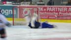 Video «NLA: Kloten - Fribourg-Gottéron» abspielen