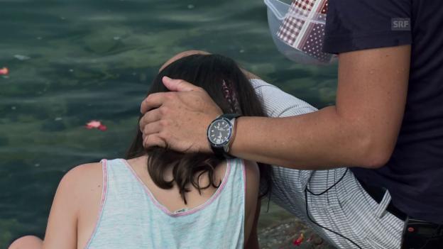 Video ««Trauern braucht Zeit»» abspielen