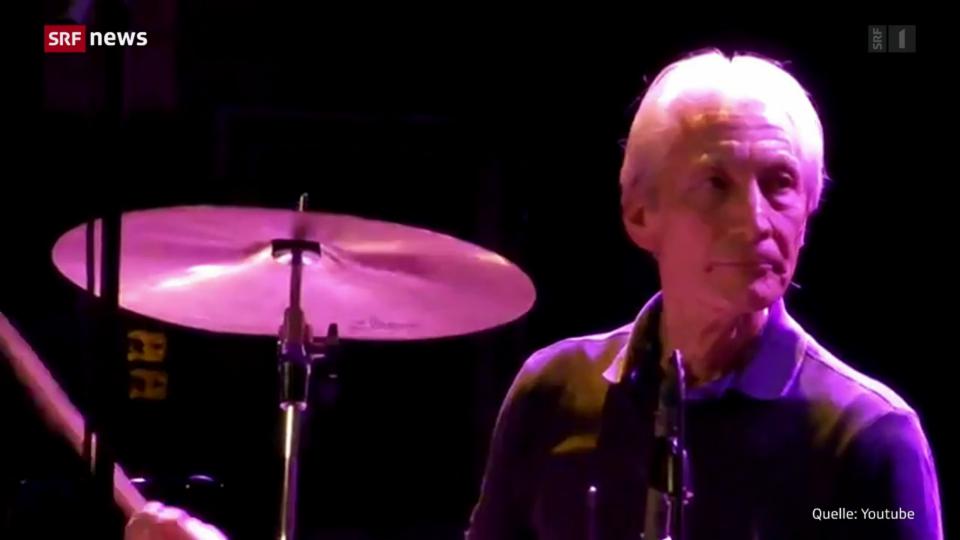 Schlagzeug-Legende Watts verstorben