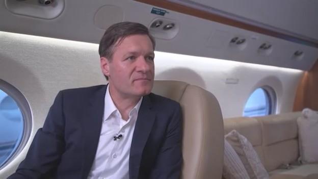 Video «Serie Business Lunch – 3. Teil mit Björn Näf» abspielen