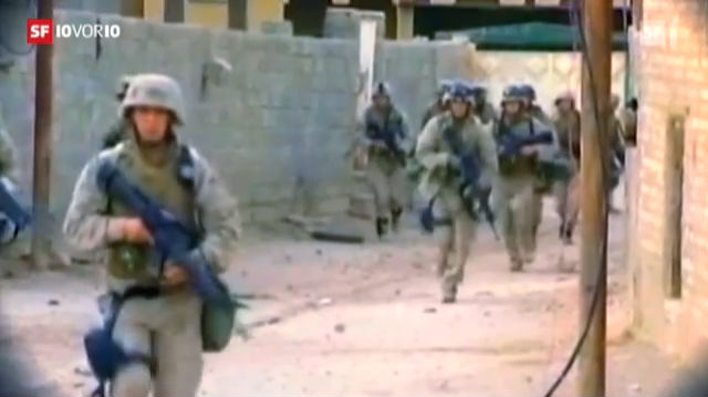 Das Trauma der US-Soldaten in Afghanistan