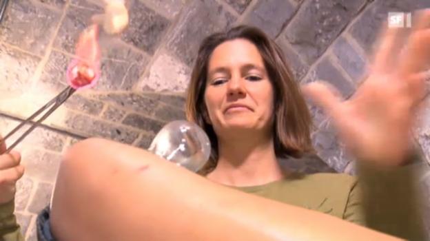 Video «Einmal ruppig, einmal sanft, einmal blutig» abspielen