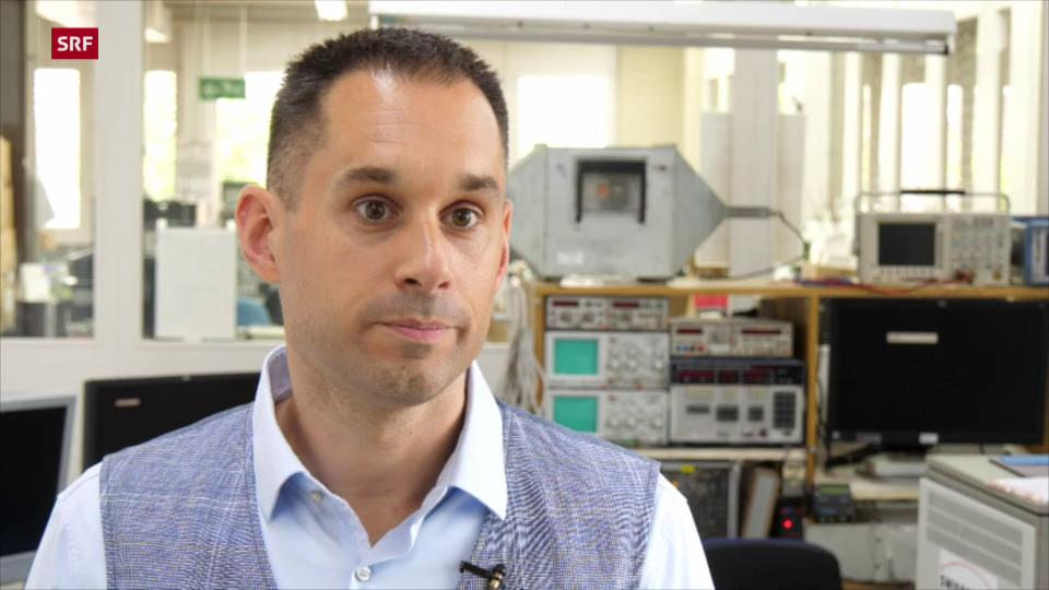 Paging sei keine aussterbende Technologie per se, sagt Dominic Suter von Swissphone
