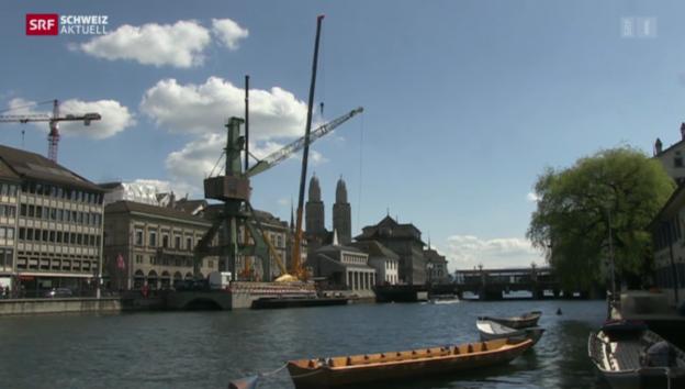 Video «Schweiz aktuell vom 15.04.2014» abspielen