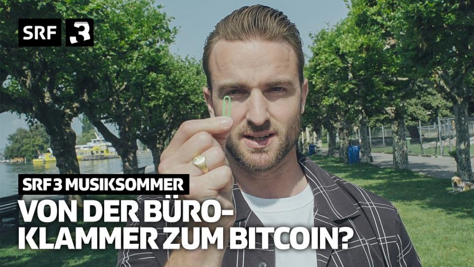 Die Krypto-Challenge: Schafft es Julian bis zum Bitcoin?