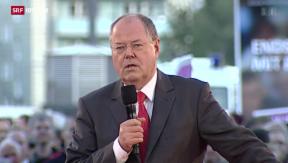 Video «Endspurt im Wahlkampf» abspielen
