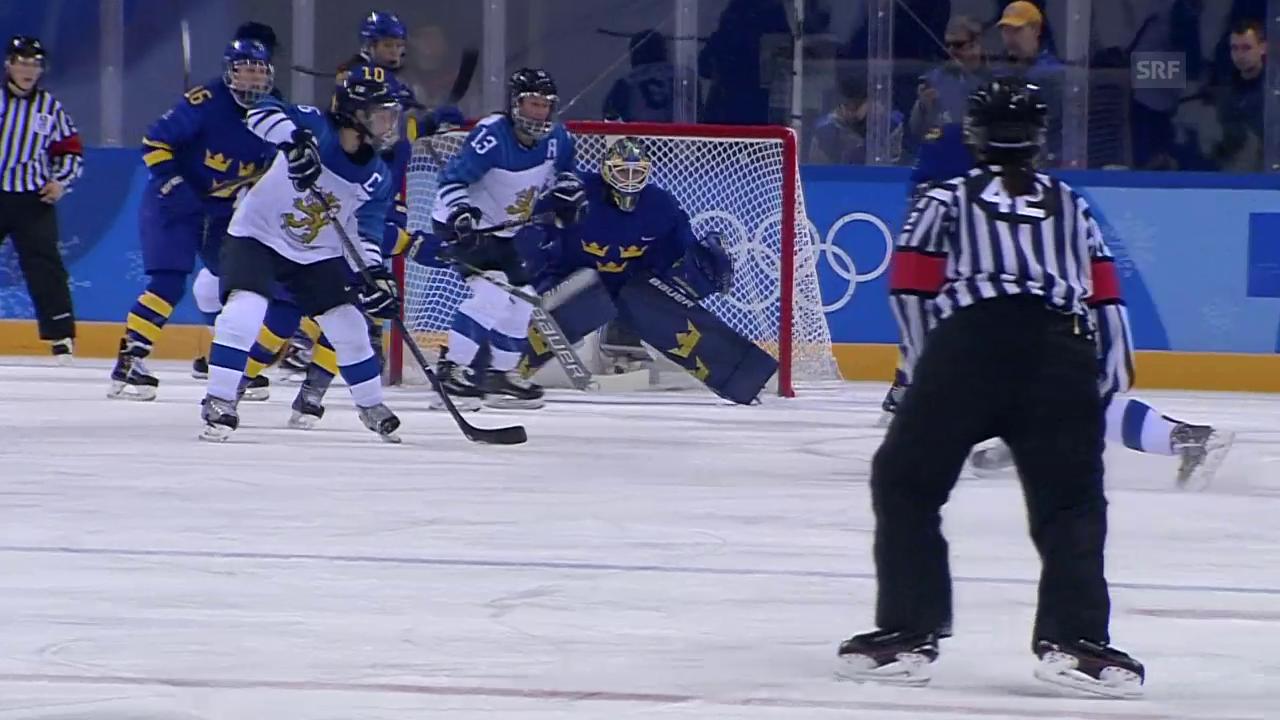 Kopftor im Eishockey