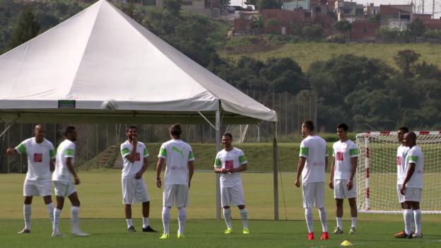 Video «Vorschau Deutschland - Algerien» abspielen