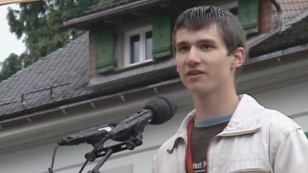 Video «Stimmrecht für 16jährige» abspielen