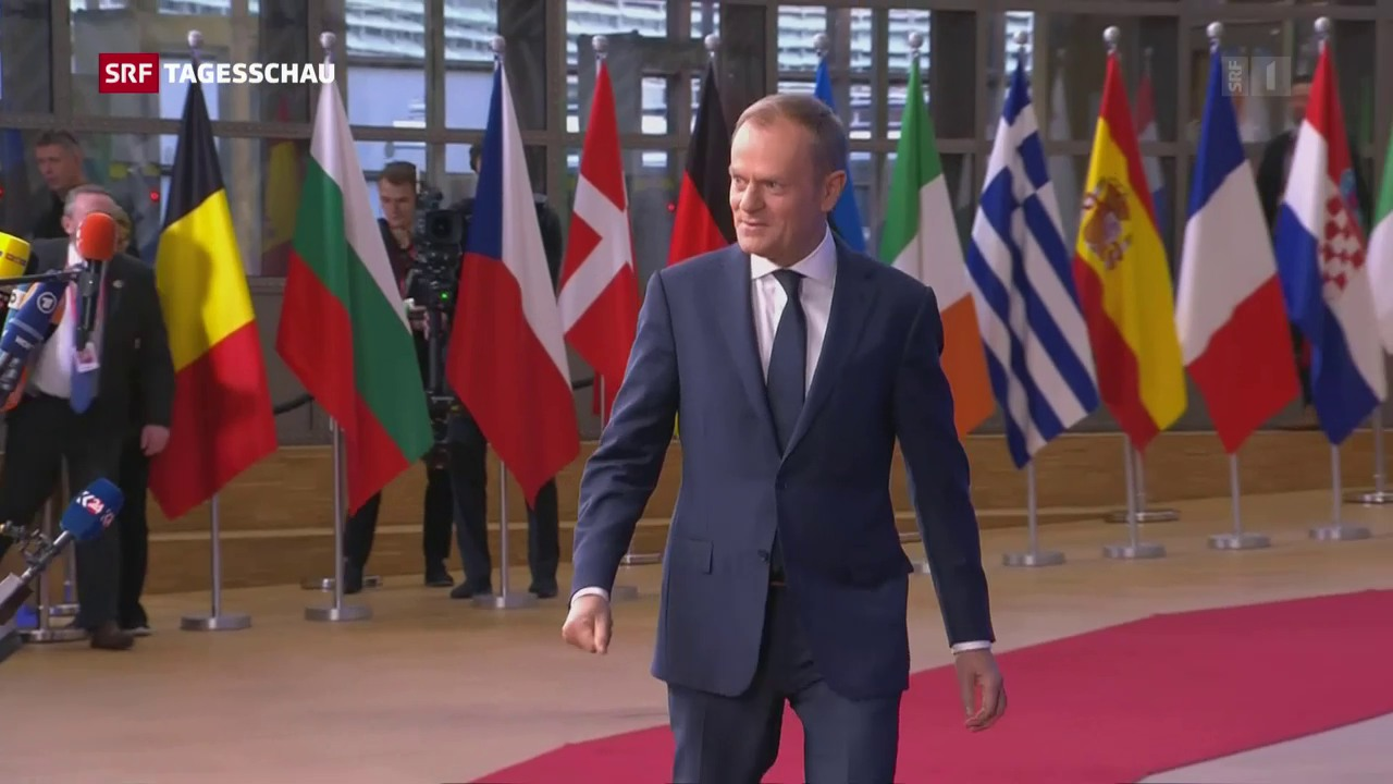 EU-Gipfel: Auftakt mit Dissonanzen