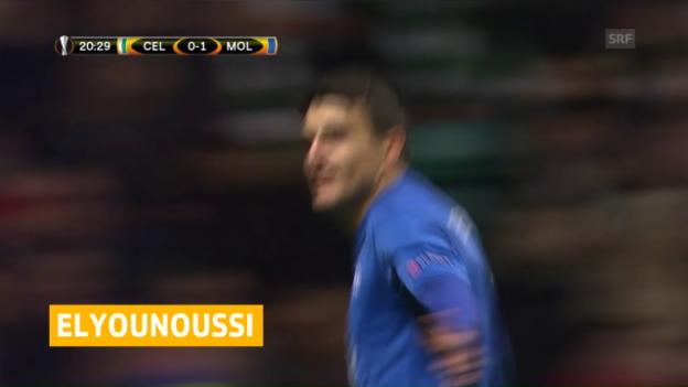 Video «Basel verpflichtet Mohamed Elyounoussi» abspielen