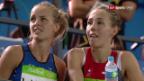 Video «Selina Büchel verpasst Finaleinzug» abspielen