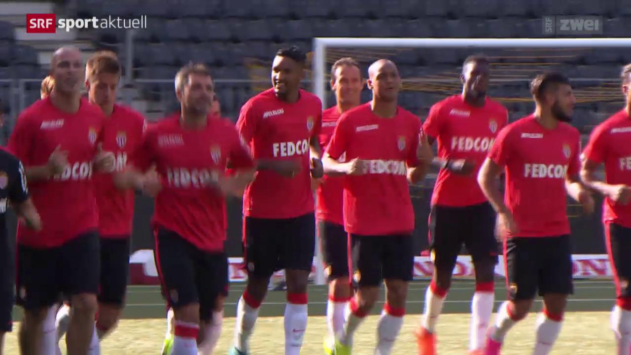 Fussball: YB vor der CL-Quali gegen Monaco