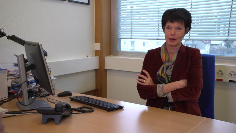 Françoise Lascombes vom Zentrum für klinische Forschung sieht die Verantwortung des Universitätsspitals primär in Weiterbildung und Ermunterung der Forschenden.