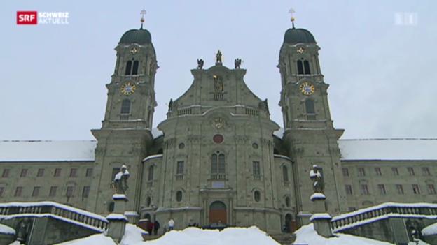 Video «Schweiz aktuell vom 11. Februar 2013» abspielen