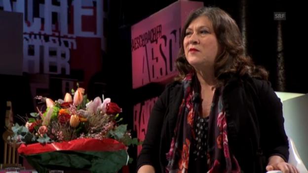 Video «Eva Mattes über Sprachfehler» abspielen
