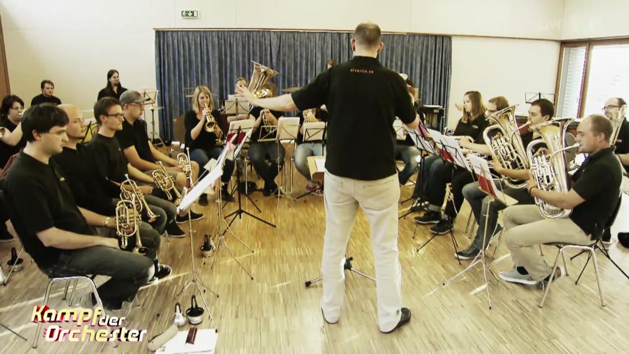 Orchester-Porträt von Divert'in Brass