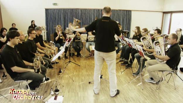 Video «Orchester-Porträt von Divert'in Brass» abspielen