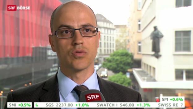 Video «SRF Börse vom 03.05.2013» abspielen