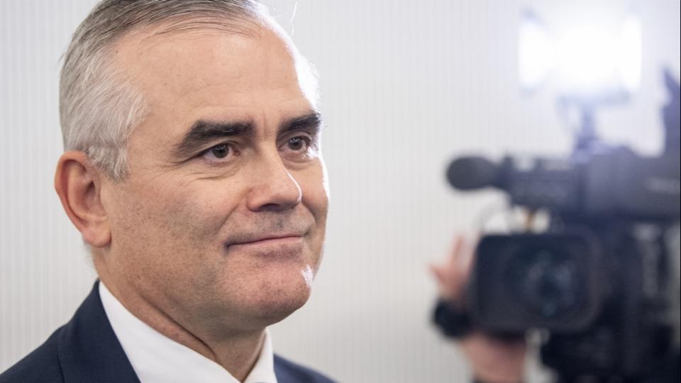 Credit-Suisse-CEO Gottstein zu den Quartalszahlen