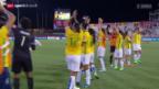 Video «Fussball: Frauen-WM, Costa Rica - Brasilien» abspielen