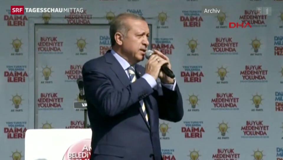 Wahlniederlage für Erdogan